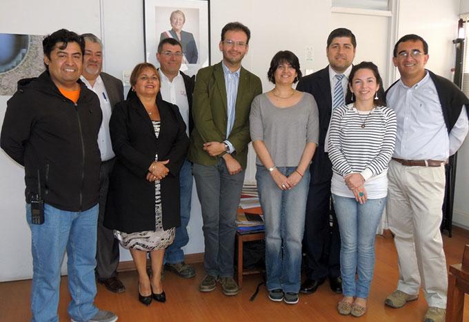 Consejo de la Sociedad Civil de las Telecomunicaciones realiza primera sesión en la Región de Coquimbo