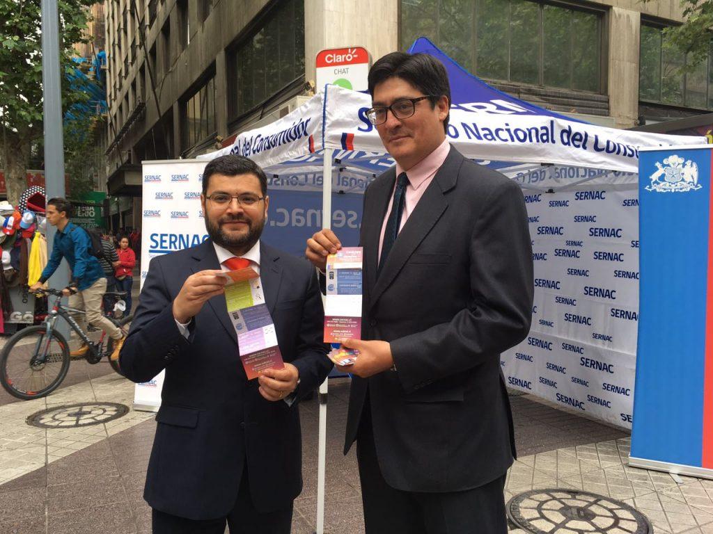 Subtel y sernac lanzan campa a para informar los derechos for Oficina consumidor telecomunicaciones