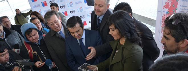 Gobierno anuncia próximo llamado a concurso del proyecto Fibra Óptica Austral tras aprobación de las bases