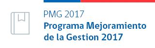 Programa de Mejoramiento de la Gestión 2017