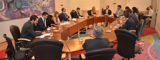 Subsecretaria Pamela Gidi participó en sesión extraordinaria del directorio de Chilenter