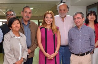 Subsecretaria de Telecomunicaciones Pamela Gidi, se reúne con el Consejo de la Sociedad Civil de SUBTEL