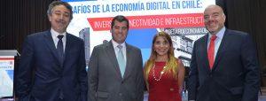 Subsecretaria de Telecomunicacionesllamaa la industriaa trabajar en conjuntopara que Chile avance en desarrollo digital