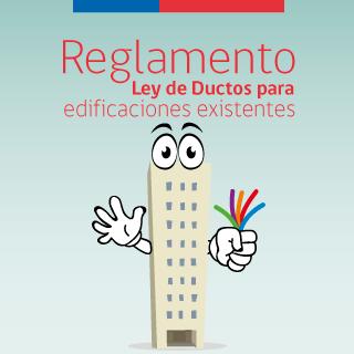 Reglamento Ley de Ductos para edificaciones existentes