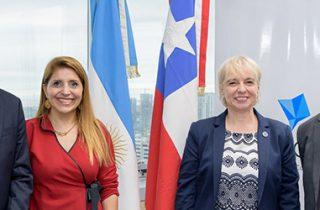 Gobiernos de Chile y Argentina avanzan para eliminar el roaming en 2019