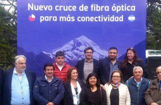 Chile inaugura un nuevo cruce de fibra óptica y diversifica su acceso digital