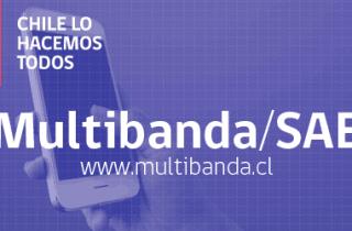 Normativa Multibanda/SAE se reactivará a partir del 10 de noviembre
