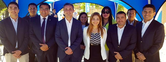 SUBTEL y Movistar inauguran Conectividad Digital de alta velocidad en todo Linares