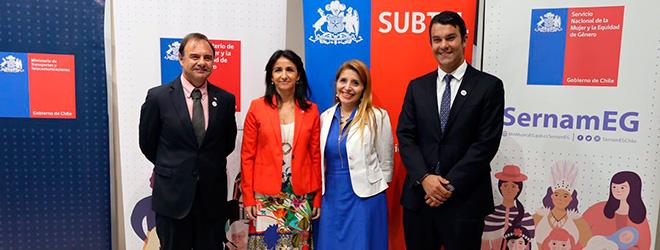 Gobierno llama a las empresas a incrementar la participación femenina y la igualdad de género