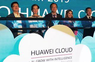 MTT y Huawei inauguran primer Cloud Data Center regional en Chile con una inversión de más de USD 100 millones