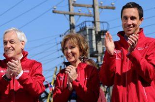 Presidente Piñera promulga ley para regular el tendido de cables aéreos