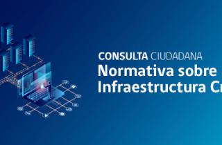 Consulta pública normativa sobre infraestructura crítica