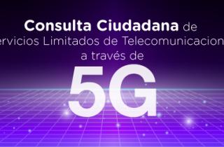 SUBTEL convoca a consulta pública por futuro concurso que otorgará permisos de Servicios Limitados de telecomunicaciones a través de 5G
