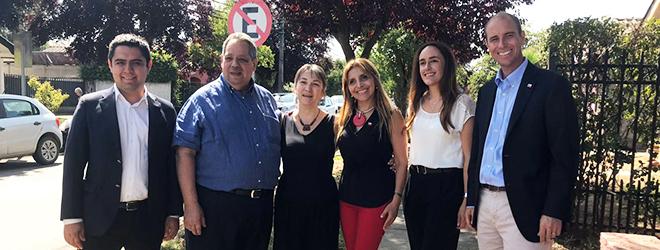 Habitantes de Chillán acceden a la Televisión Digital