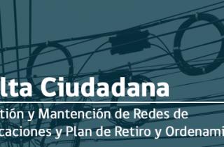 SUBTEL da inicio a consulta pública sobre plan de gestión y mantención de redes de telecomunicaciones