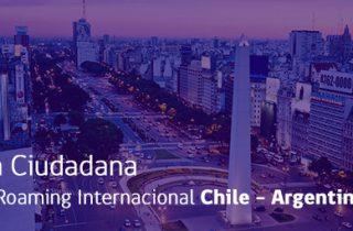 Consulta Ciudadana - Roaming Chile Argentina