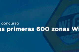 Llamado a concurso para las primeras 600 zonas WiFi 2.0