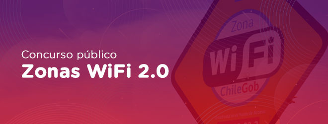 Concurso Público Zonas WiFi 2.0