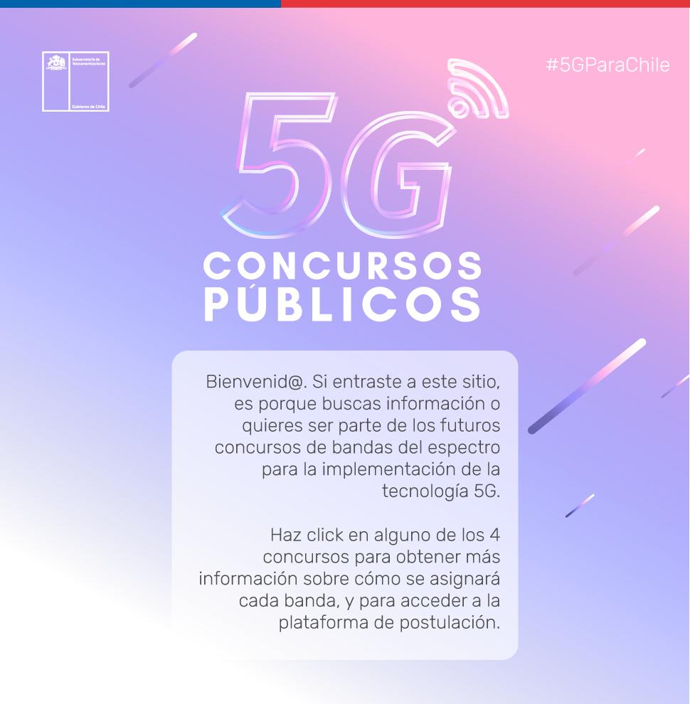 5G Concurso Públicos