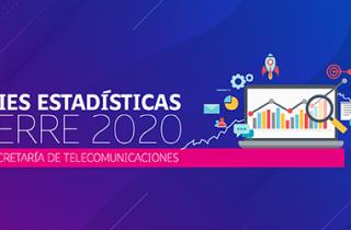Cierre Estadísticas Diciembre 2020