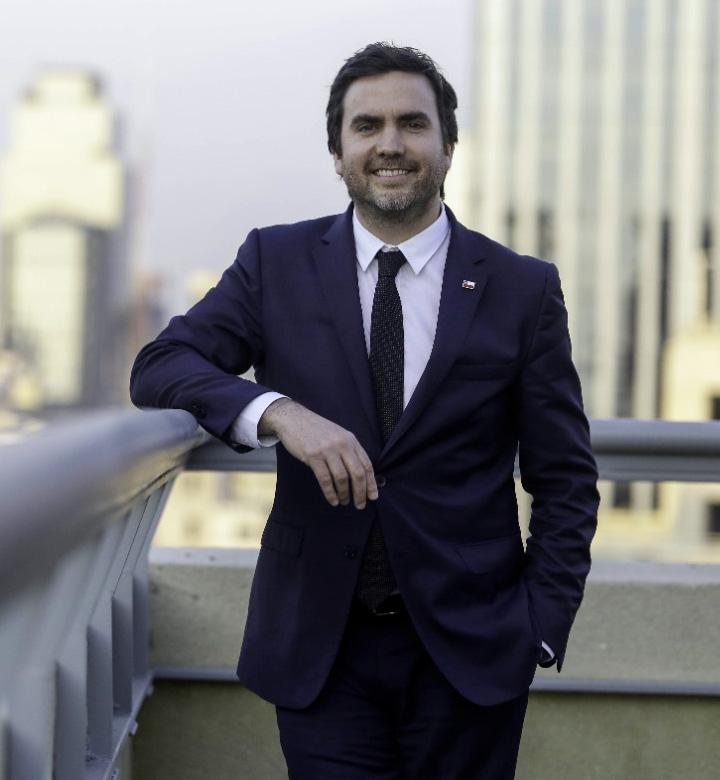 Subsecretario Francisco Moreno