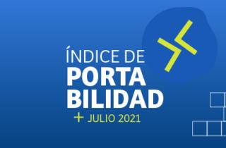 Reporte Portabilidad Julio 2021